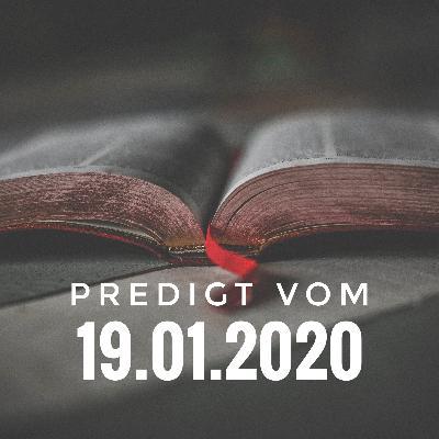 PREDIGT - Wie kann ich Gottes Wille erkennen? [Mt 6,10]