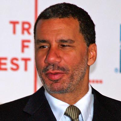Former NY Governor David Paterson 8-2-20 (NYC)
