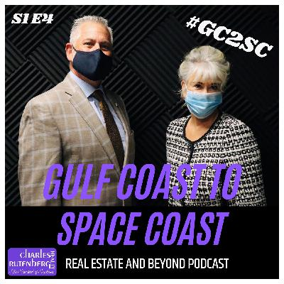 Gulf Coast 2 Space Coast - JoAnn and Mayor Rick Kriseman