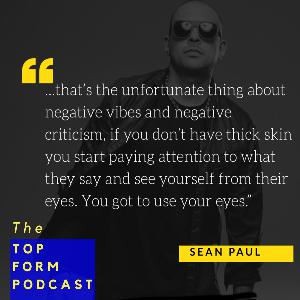 Sean Paul on Jay Z diss and secret formula for music success