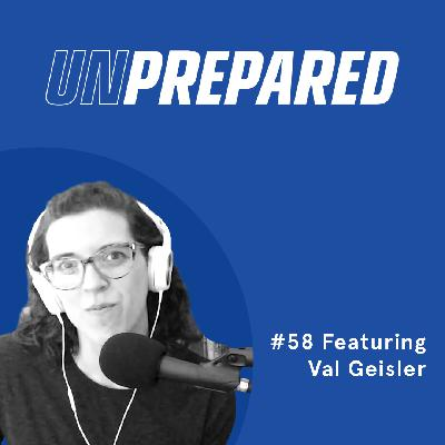 058 - Unprepared: Better Practices for Post-Purchase and Email Automation with Val Geisler