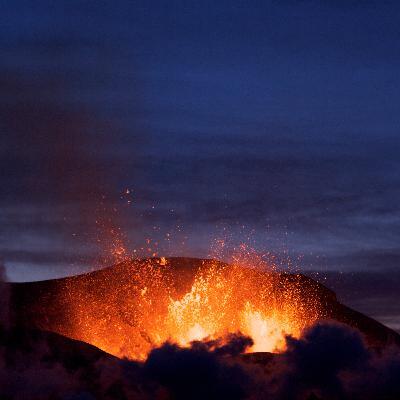 Cosmic Queries – Volcanoes