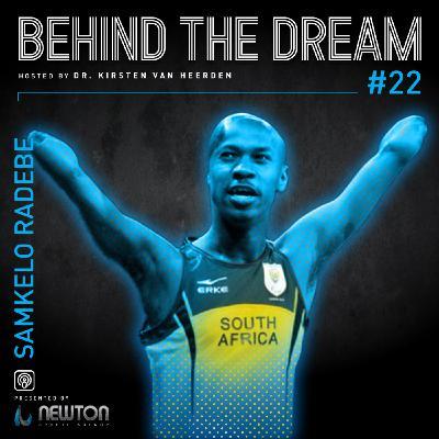 Episode #22: Paralympic Gold Medalist Samkelo Radebe talking disability, inspiration and being emotionally intelligent