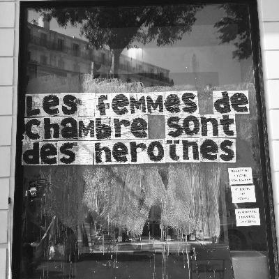 Héroïnes de la rue #4 - Les guerrières d'Elior