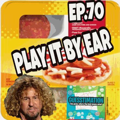 Episode 70: Best Lunchables; Dumbest Song Lyrics; Guesstimation Game