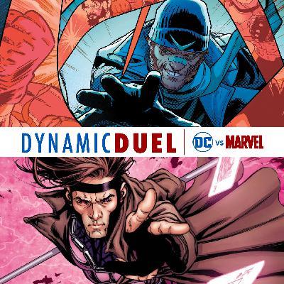 Captain Boomerang vs Gambit