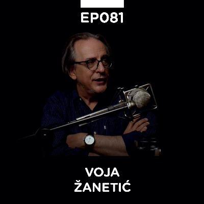 """EP 081: Voja Žanetić, satiričar, """"Indeksovo pozorište"""", """"PLjiŽ"""" - Pojačalo podcast"""