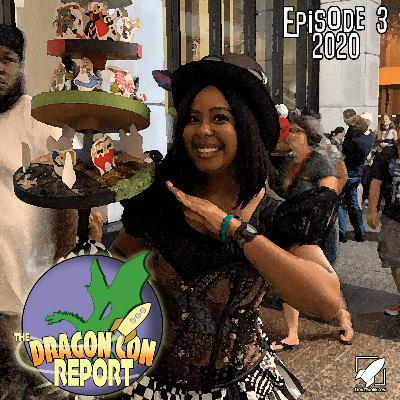 The 2020 Dragon Con Report Episode 3