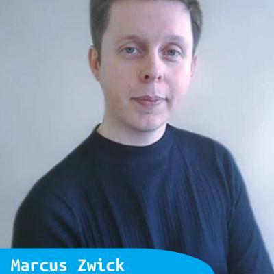 RPA bok / rapport. Författarintervju med Marcus Zwick
