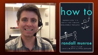 Triangulation 412: Randall Munroe: XKCD