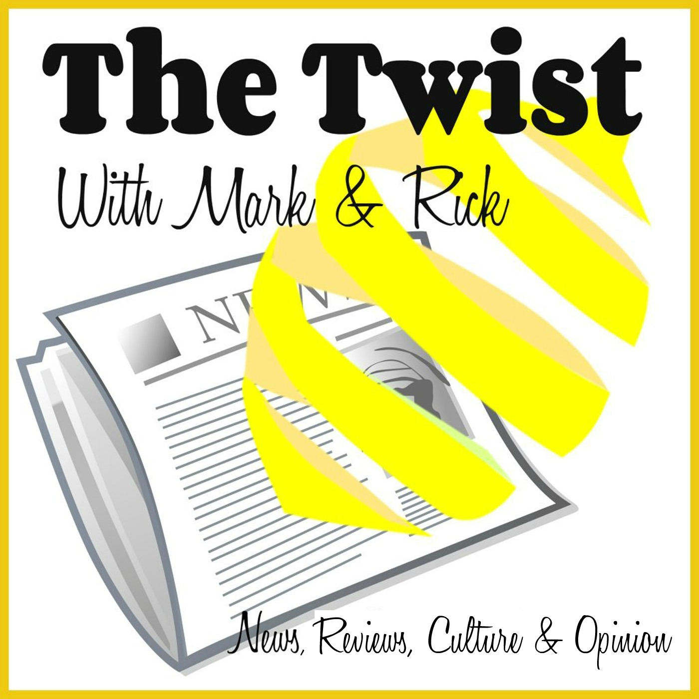 The Twist Podcast #81: Hideous Christmas Playlists, Thanks for the Genocide, and the Week in Headlines
