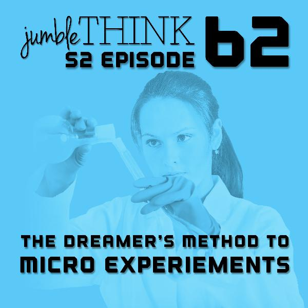 The Dreamer's Method to Micro Experiments   Michael Woodward