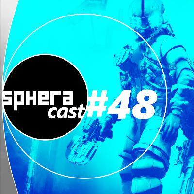 SpheraCast #48 - Qual a arma do seu heroi?