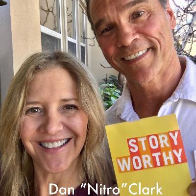 "608 - 23andMe with Former American Gladiator/Author  Dan ""Nitro"" Clark"