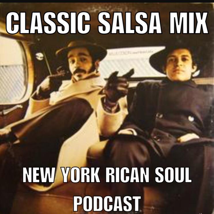 Classic Salsa Mix