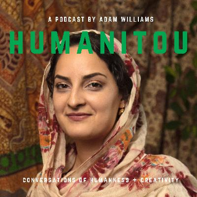 13: Sara Meghdari, interdisciplinary artist, on life in Iran and the U.S., politics, racism, stereotypes, and the importance of curiosity and self-education