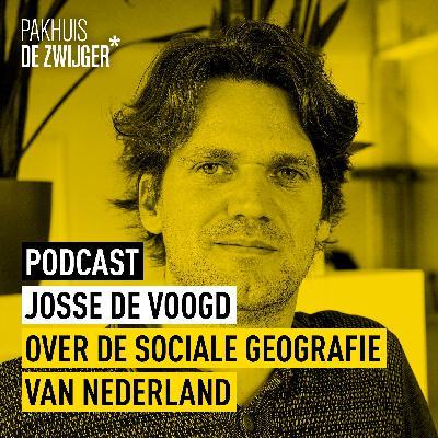 Josse de Voogd over de sociale geografie van Nederland.