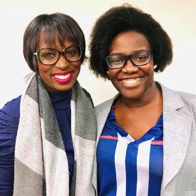 """S01 E02 - Celina Caesar-Chavannes discusses her professional journey, """"showing up"""" for self and community, and the power of her Inner Child"""