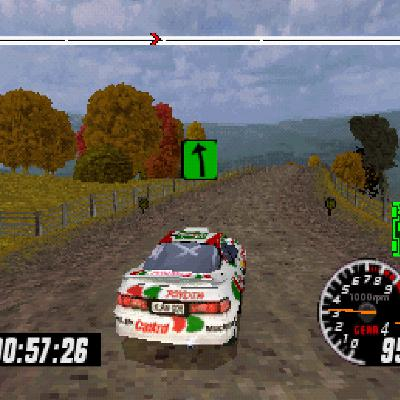 Bonus Stage: Michelin Rally Masters - Race of Champions