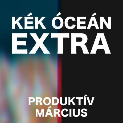 58 cég 58 lehetőség & Mitől EXTRA egy extra epizód? | Kék Óceán Podcast Extra #16