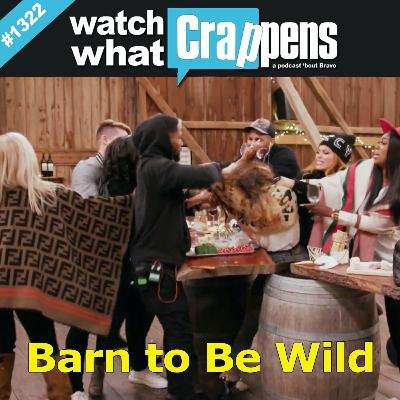 RHOP: Barn to Be Wild