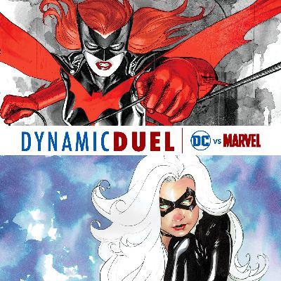 Batwoman vs Black Cat