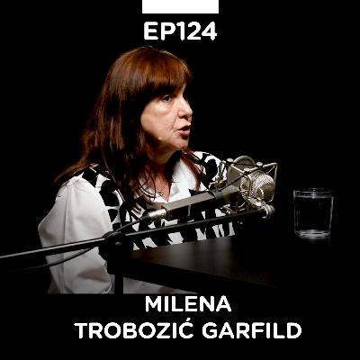 EP 124: Milena Trobozić Garfild, producent, prevodilac, PR stručnjak - Pojačalo podcast