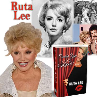 """Harvey Brownstone Interviews Actress and Author of """"Consider your Ass Kissed"""", the Fabulous Ruta Lee"""