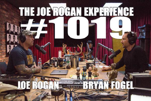 #1019 - Bryan Fogel