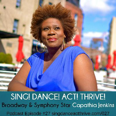Broadway & Symphony Star Capathia Jenkins
