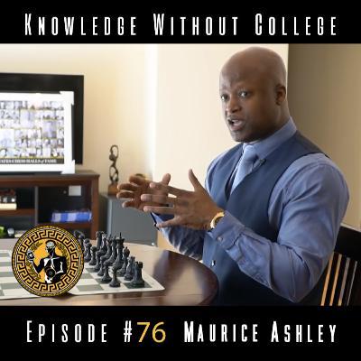 KWC #076 Maurice Ashley