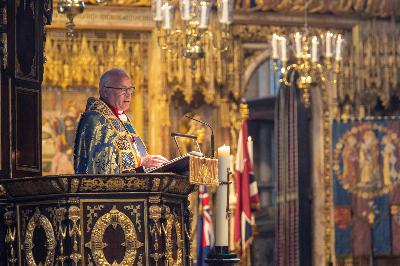 Abbeycast - ANZAC Day service: Sermon by the Dean of Westminster
