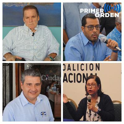 Ortega desata persecución y captura a cuatro opositores en menos de 12 horas