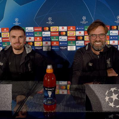 Press conference: Jurgen Klopp and Jordan Henderson speak ahead of Champions League showdown with Red Bull Salzburg