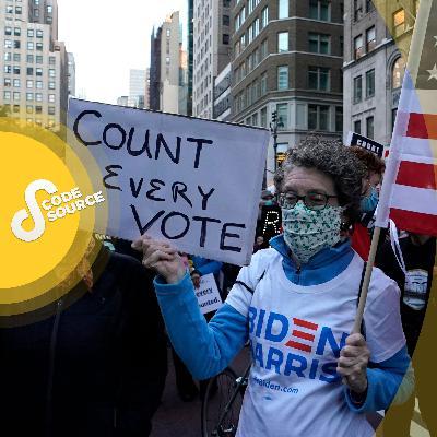 Population déchirée, nuit électorale sans vainqueur... Plongée dans les Etats désunis d'Amérique