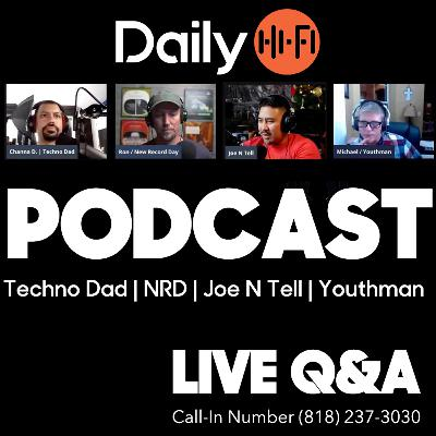 Caller Wants to Know About Connecting His 20 Subs + Other Call-In Questions | Daily HiFi Podcast