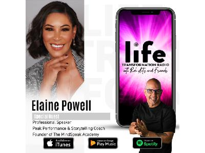 Amplify Your Voice With Elaine Powell