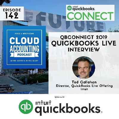Latest on QuickBooks Live Bookkeeping 🎙 Live at QuickBooks Connect