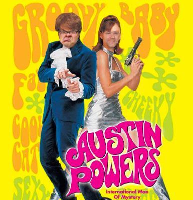 Ep. 208 - Austin Powers: International Man of Mystery