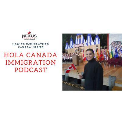 Episodio 06-Viviendo en Canada-Entrevista con Youtuber Fernando Torres.