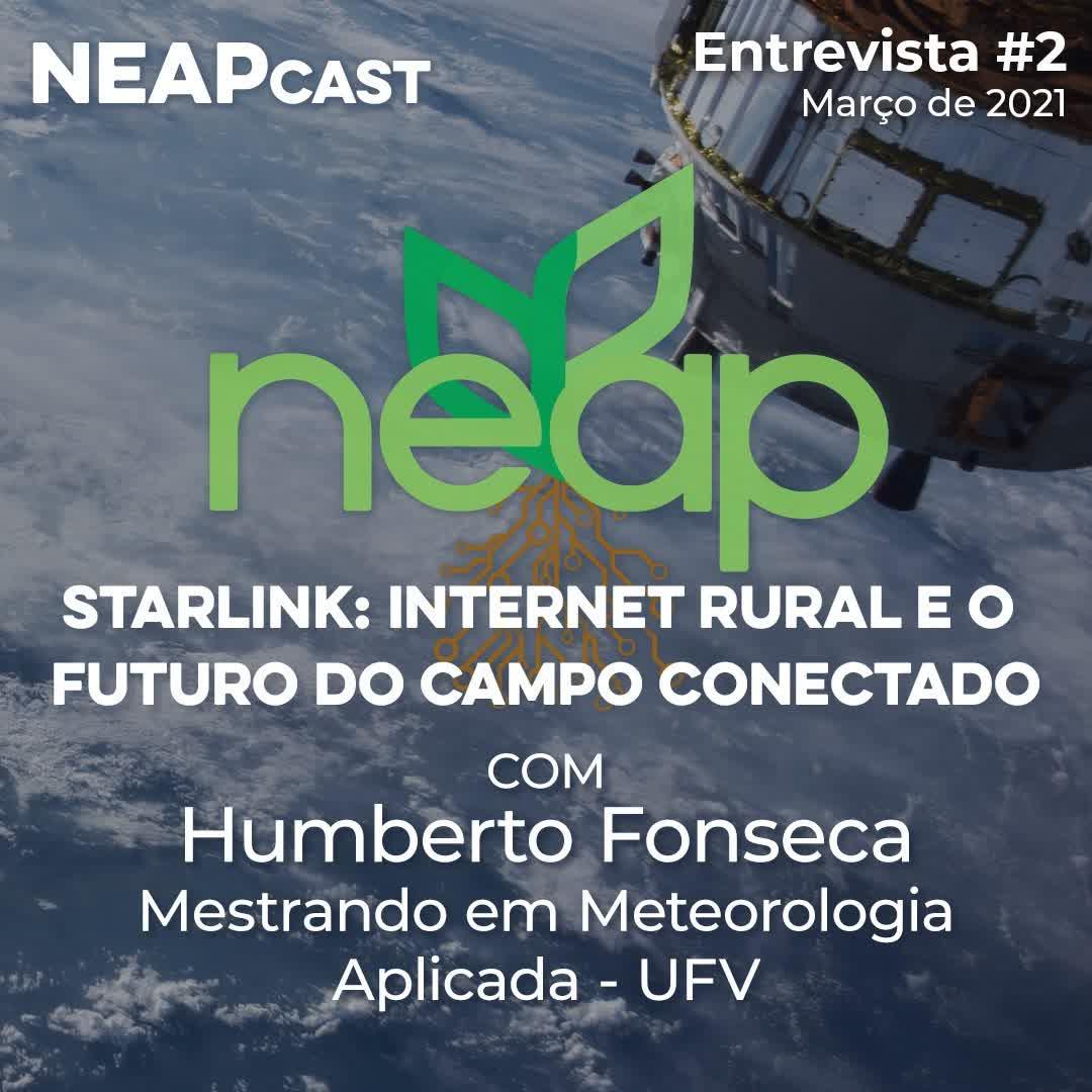 Neapcast Entrevista #2 - Humberto Fonseca