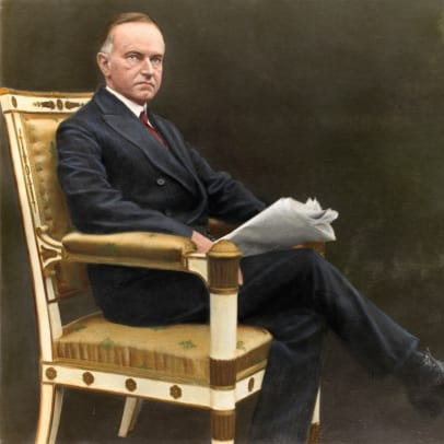 Calvin Coolidge (1923-1929): The 3am Call & Mr. President