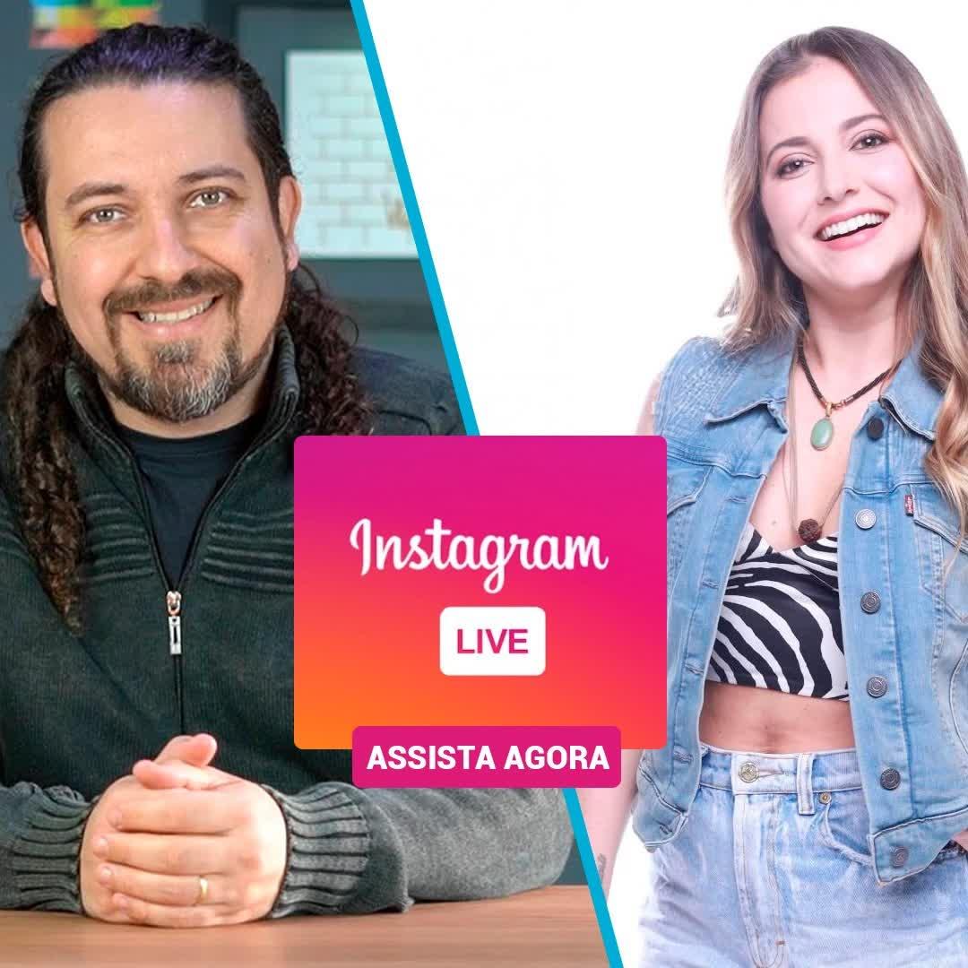 Live Ana Catharina (Portugal) e Fabio Chaves (Brasil) sobre veganismo