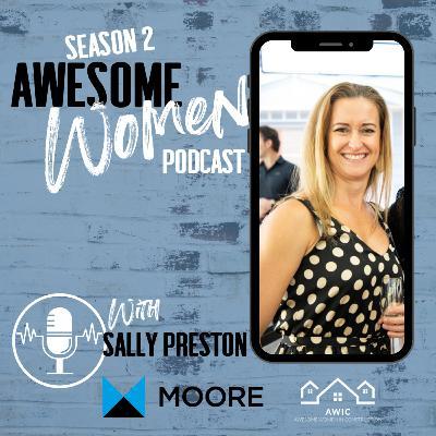 Sally Preston – Director at Moore Australia