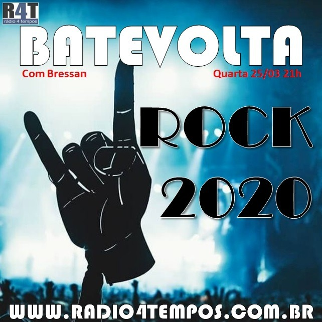 Rádio 4 Tempos - BateVolta 182:Rádio 4 Tempos