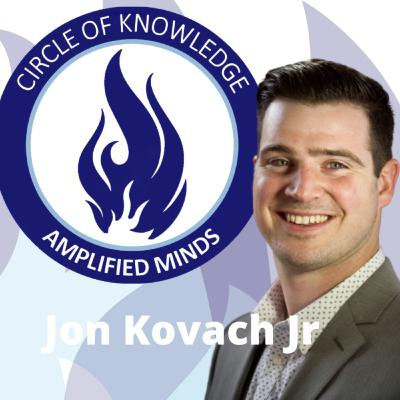 The Business College of Speaking & Mentorship, Julie May & Robyn Scott (Speaking Seriously) - Jon Kovach Jr.