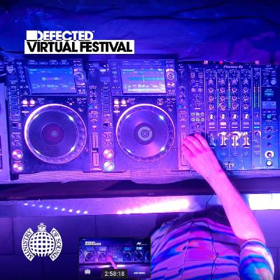 #007 Defected Records - The virtual rave that connected the world