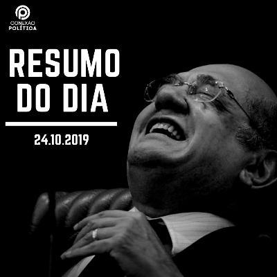 Resumo do Dia #19: STF julga prisão em 2ª instância; Deputados presos na Lava Jato são libertos no Rio de Janeiro