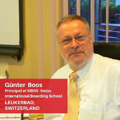 073: Episode 35 - Günter Boos