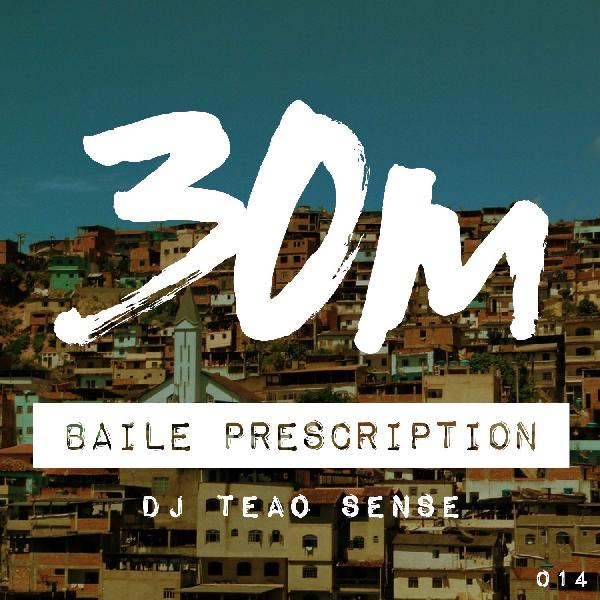 014: Baile Prescription - DJ Teao Sense (Bay Area)